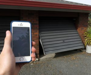 Remote Garage Door Opener